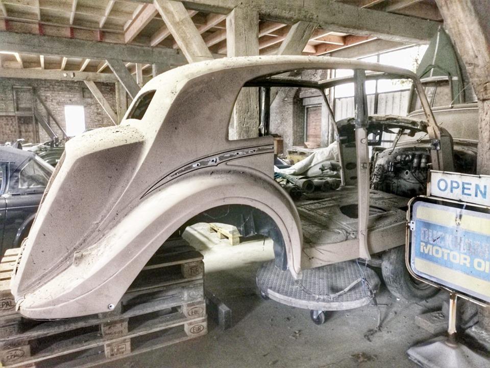 Bentley body