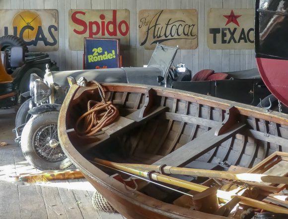 Rowboat / Sloep