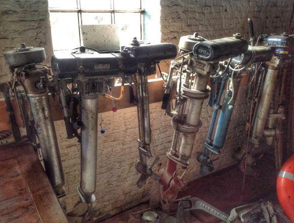 Several Seagull motors