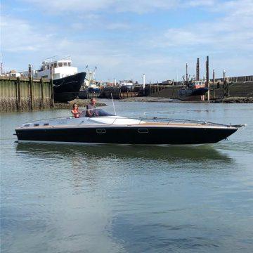 Tullio Abbate '36 Offshore