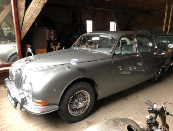Jaguar S-Type 3.4 lt RHD
