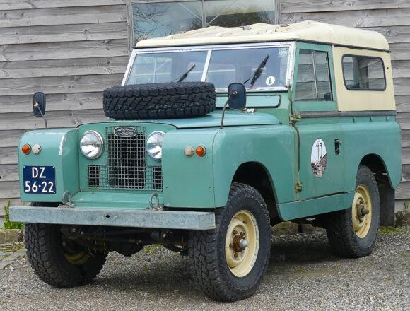 Te koop Land Rover