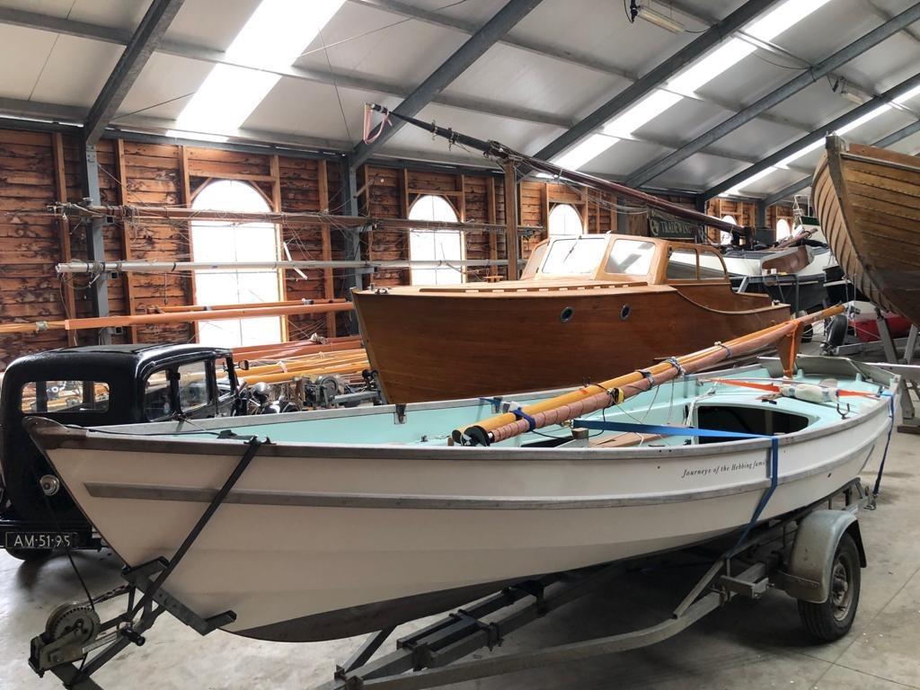 Longboat te koop